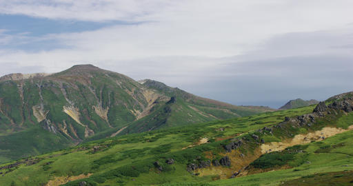 4K Hokkaido Asahi Mountains 北海道大雪山 旭岳 Image