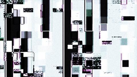 Colored Noise Digital Cgi Grunge Glitch Video Damage Background Animation