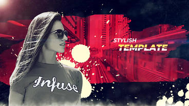 Comics Opener After Effects Templates