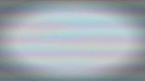 Bad Tv Signal On The Tv Screen Lines Background Motion Animation
