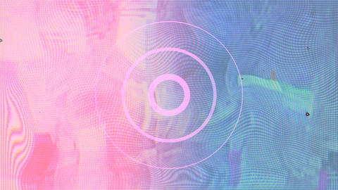Vaporwave Pastel Background CG動画素材