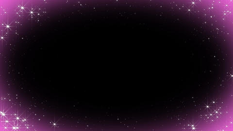 Pink shimmering background material Animation