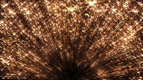 Flashing Particles Blast CG動画素材