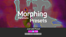 Morphing Transitions Presets Premiere Proテンプレート