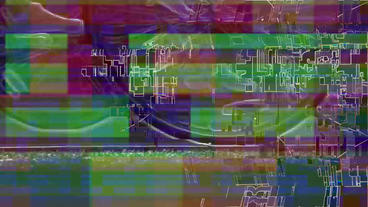 Glitch Zoom Transitions Premiere Pro Template