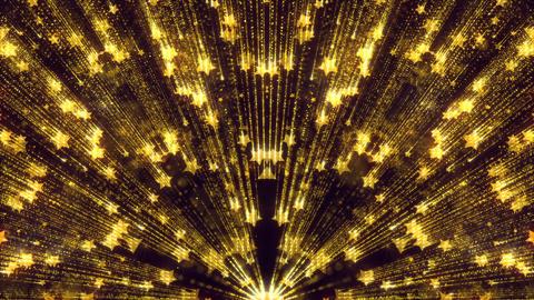 Background Sparkles Shining Animated Glitter Star Shimmer Gold Animation