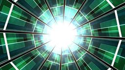 Tunnel Light (1) CG動画素材