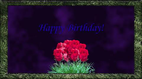happy birthday, Agnes, animated cartoon, text, Live Action