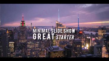 Elegant Start Promo After Effects Template