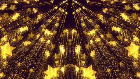 Shimmer Glitter Gold Animated Background Sparkles Star Elegant Animation