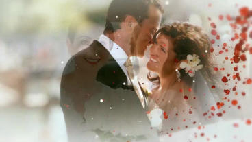 Simple Wedding Album After Effects Templates