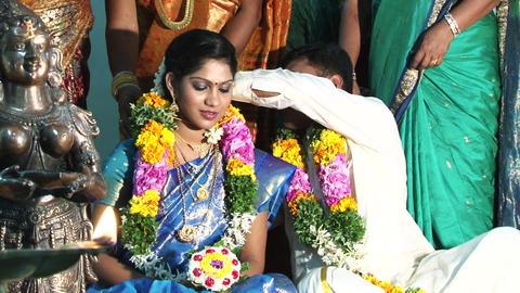 Hindu marriage ceremony, wedding ceremony Live Action