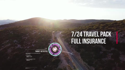 Insurance - Bussiness Presentation After Effects Template