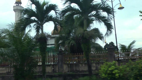 POV - MOSQUES of Malaysia Footage