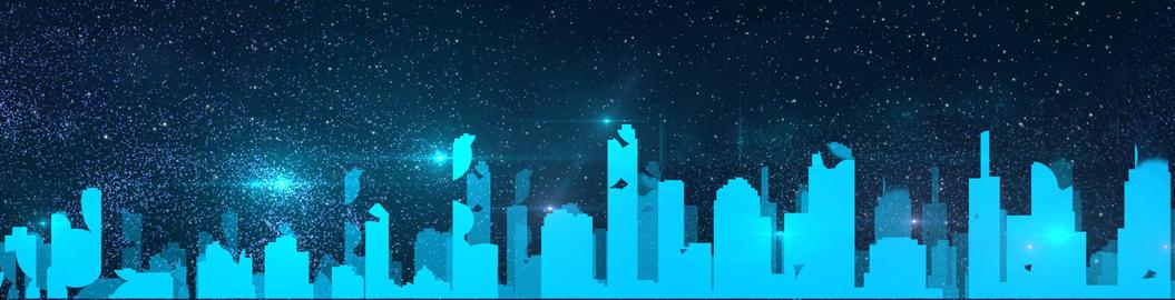 [alt video] City fill wStars 4K