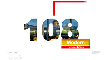 Modern_Presentation After Effects Template