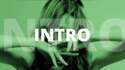 Intro Opener Premiere Proテンプレート