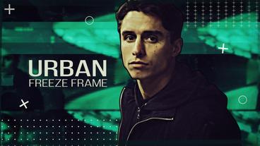 Urban Freeze Frame Premiere Pro Template