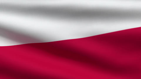 Polish flag Animation