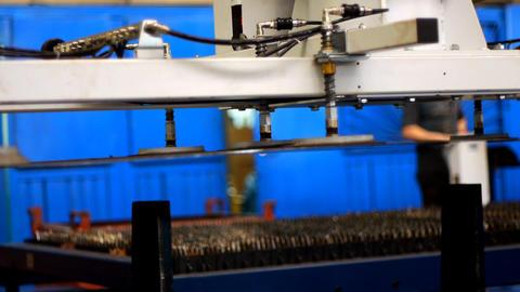 Vacuum lifter Stock Video Footage