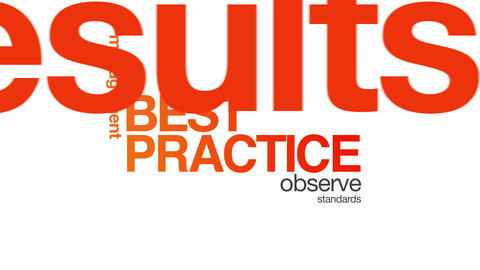 Best Practice Stock Video Footage