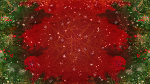 christmas background color Stock Video Footage