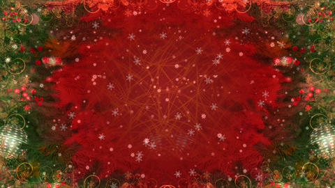 christmas background color Animation