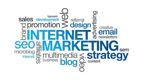Internet Marketing Animation