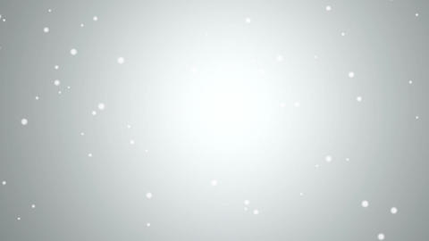 snow001_white Animation