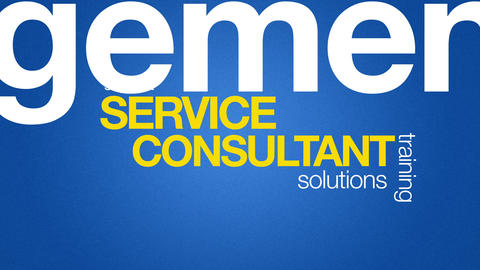 Service Consultant Stock Video Footage