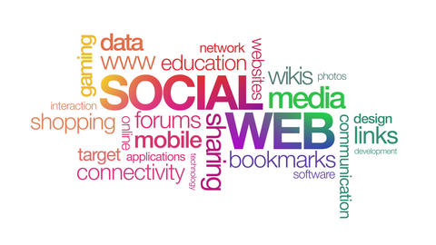 Social Web Animation