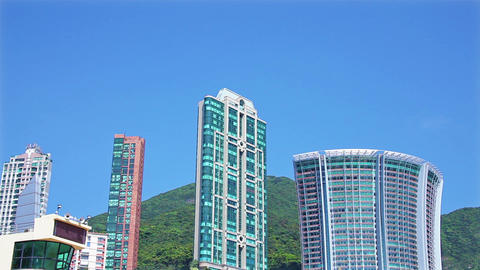 Hongkong Stock Video Footage