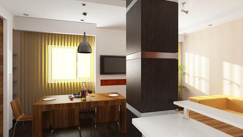 Interior creation Animation