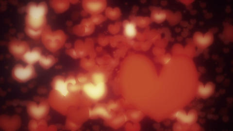 Heart radial normal1 動画素材, ムービー映像素材