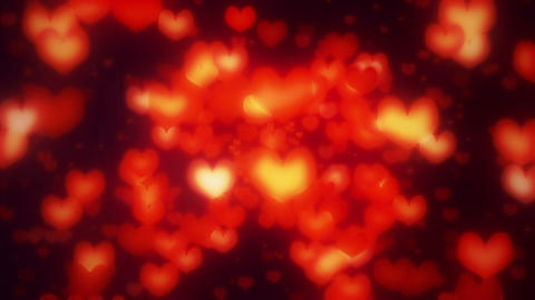 Heart radial red1 Animation