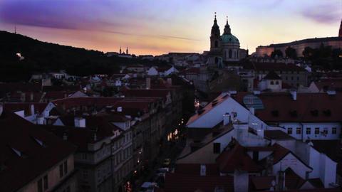 Prague City 2 1 Stock Video Footage