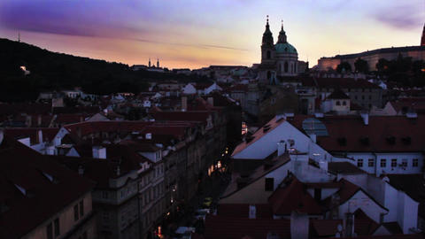 Prague City 2 1 Footage