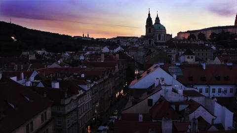 Prague City 2 1 Stock Video Footage