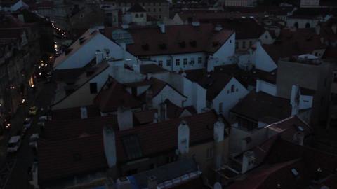Prague City 4 Stock Video Footage