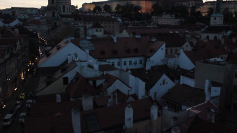 Prague City 4 Footage