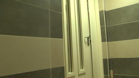 doors open Stock Video Footage