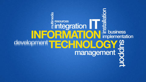 Information Technology Stock Video Footage