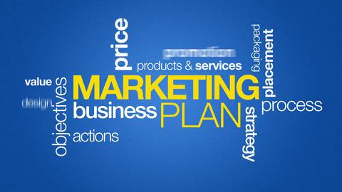 Marketing Plan Stock Video Footage