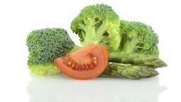 Vegetables still life Live Action