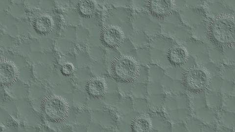 Cells Electron stock footage