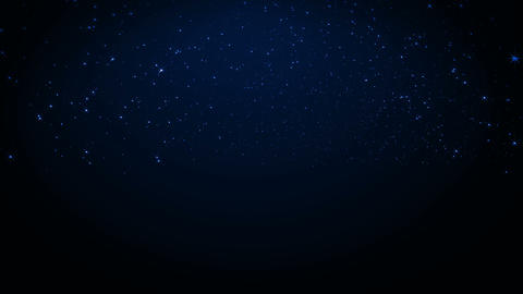 Twinkling Stars Animation