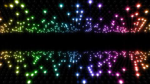 LED Wall 2 Db 1 SR 1 HD Stock Video Footage