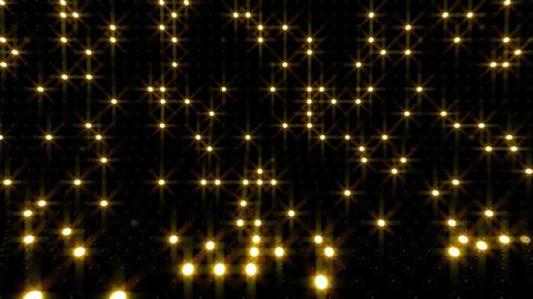 LED Wall 2 Eb 1 FG HD Stock Video Footage