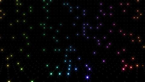 LED Wall 2 Es 1 SR 1 HD Stock Video Footage