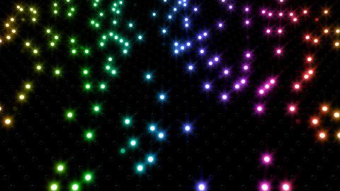 LED Wall 2 Gb 1 SR 1 HD Stock Video Footage